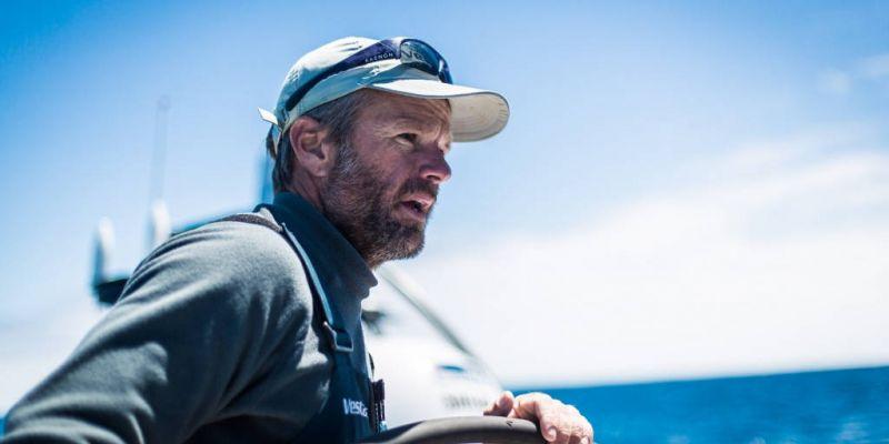 Chris Nicholson, Vestas škiperis (2014-12-01)