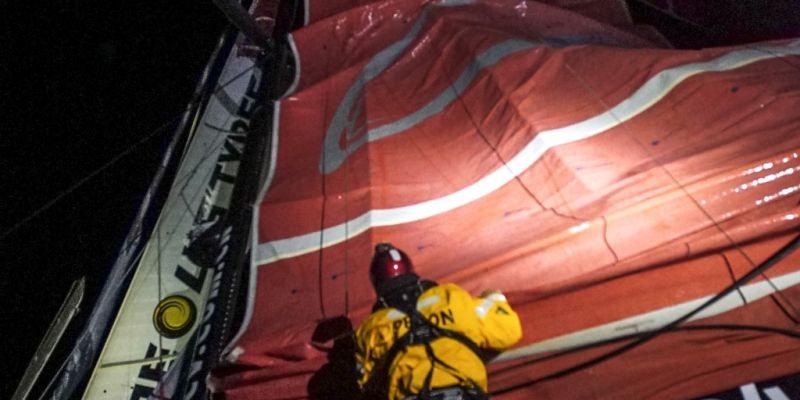 """Artėjant prie Horno rago nutiko tai, ko baiminosi """"Volvo Ocean Race"""" buriuotojai"""