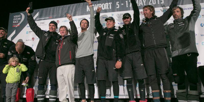 Buriuotojas Rokas Milevičius apie trečiąją vietą etape: podiumas visada yra gerai