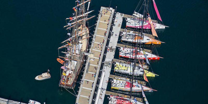 """Transatlantinis """"Volvo Ocean Race"""" etapas — kai komandos dėl pergalės nebegaili nieko"""